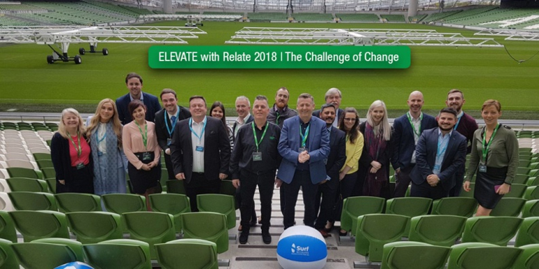 ELEVATE with Relate 2018 Announcements